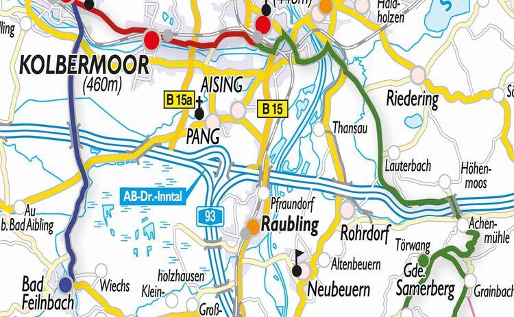 Wanderbus Routekomplett 72